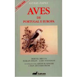 Aves de Portugal e Europa - Guia FAPAS