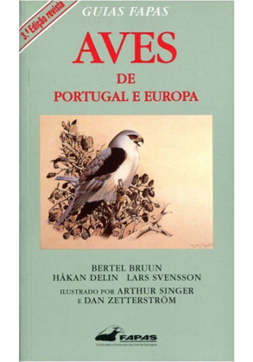 Aves de Portugal e Europa