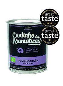 Tomilho-limão - Infusão BIO Lote Reserva