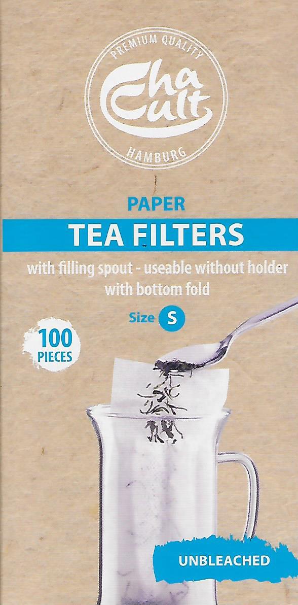 Filtros de chá