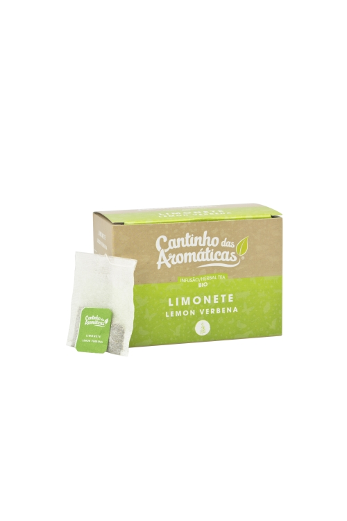 Limonete | Lúcia-lima - Infusão BIO em Saquetas