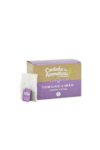 Tomilho-limão - Infusão BIO em Saquetas