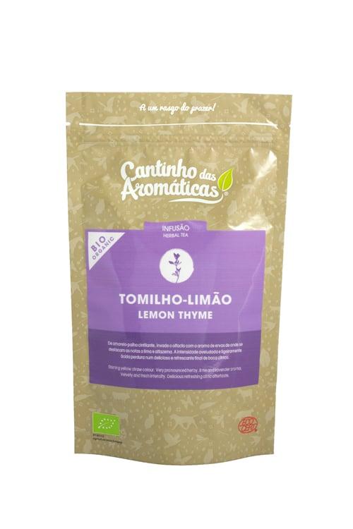 Tomilho-limão - Infusão BIO