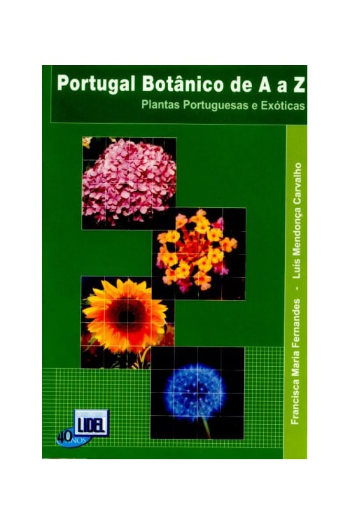 Portugal Botânico de A a Z