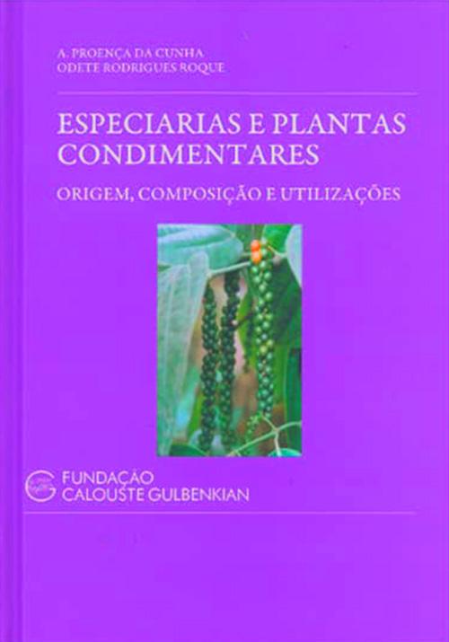 livros-Especiarias-Plantas-Condimentares
