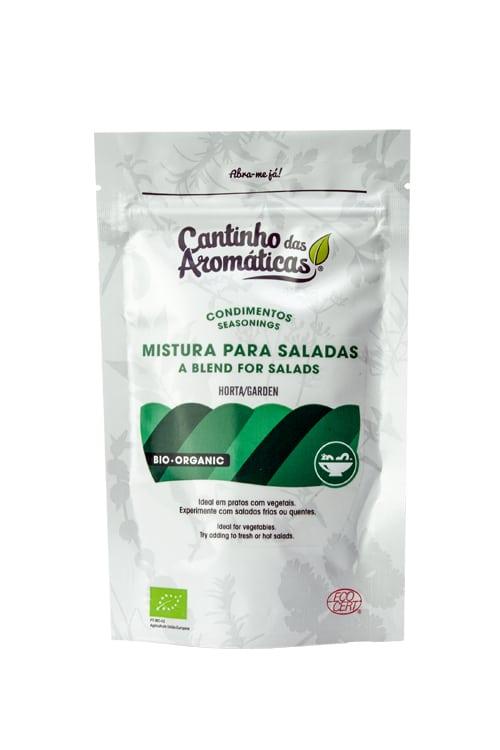 Horta - Mistura de Ervas BIO para Saladas