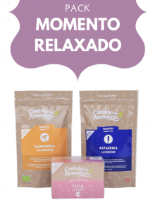 pack momento relaxado