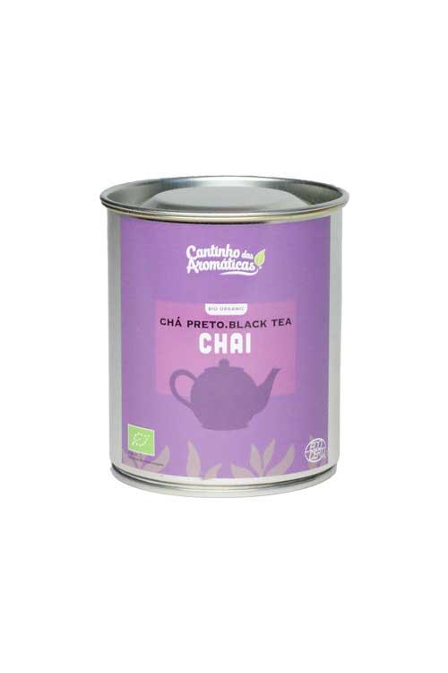 Chai - Chá Preto BIO